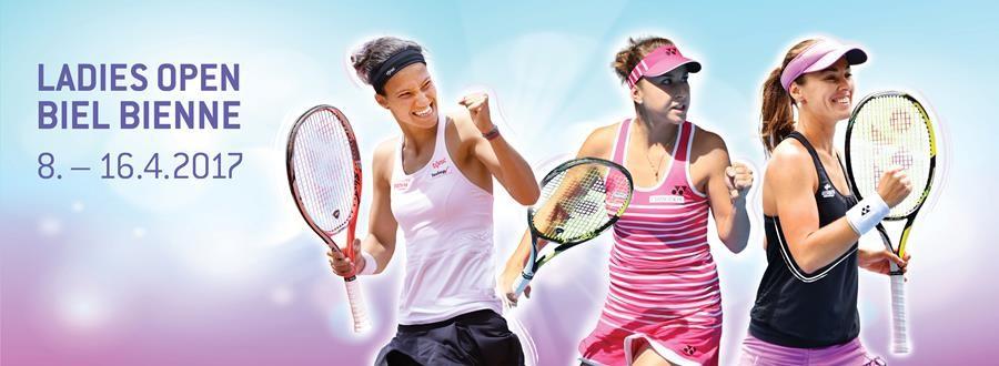 Marco Rima und das WTA Ladies Open Biel Bienne