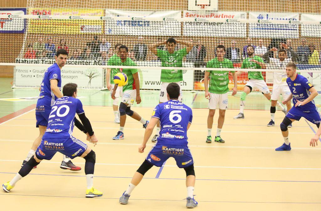 Volley Amriswil startet in die Finalserie
