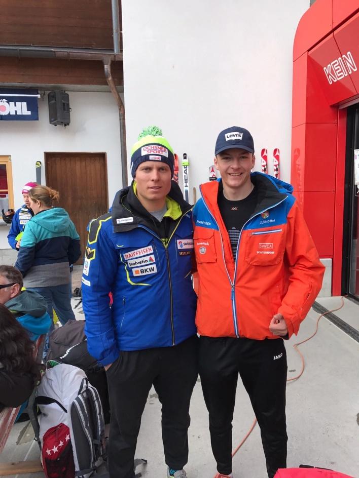 Elite-Schweizermeisterschaft in Davos