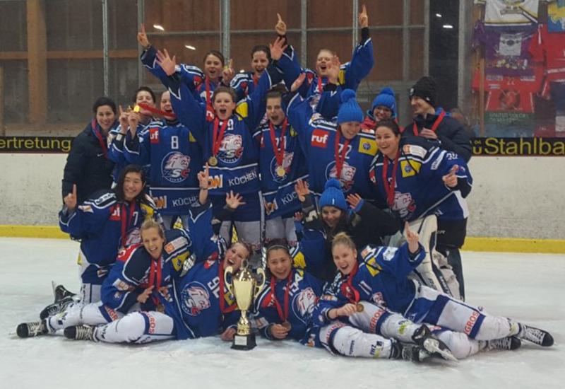 Swiss Women's Hockey Cup: Fünf C-Teams im Achtelfinale