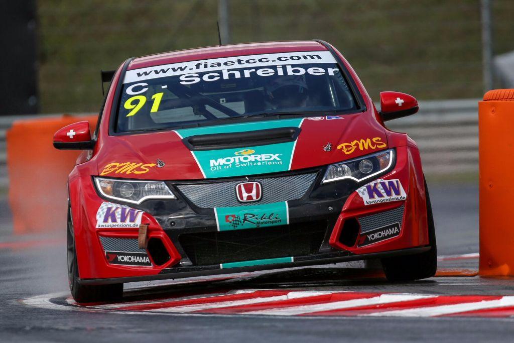 Triumph für Rikli Motorsport's new Superstar