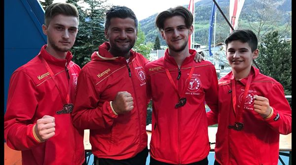 Eurocup in Zell am See