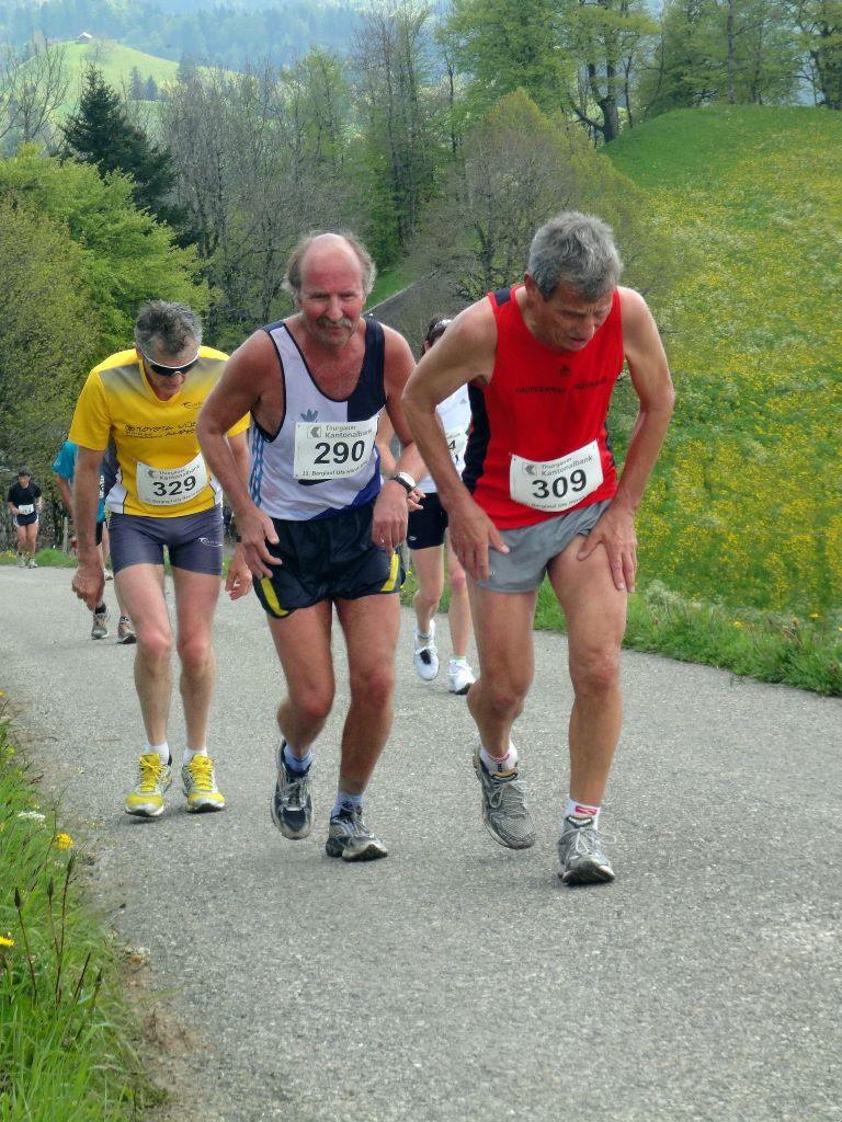 Als das Laufen noch reine Männersache war!