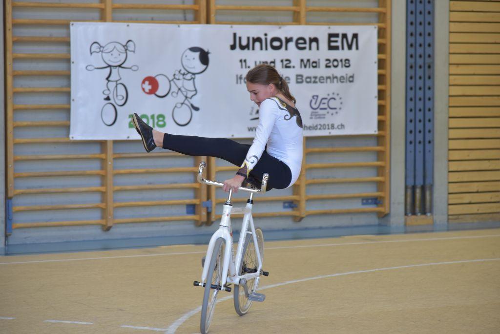 Bronze an Schweizermeisterschaft für Jasmin Altwegg