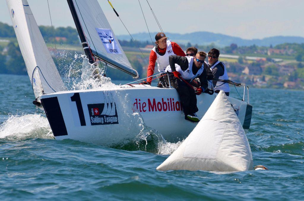 Versoix souveräner Sieger der zweiten Spielrunde der Swiss Sailing Challenge League