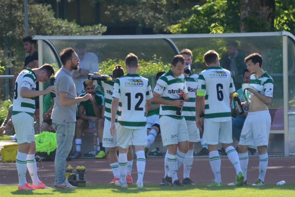 Letztes Spiel für den FC Kreuzlingen