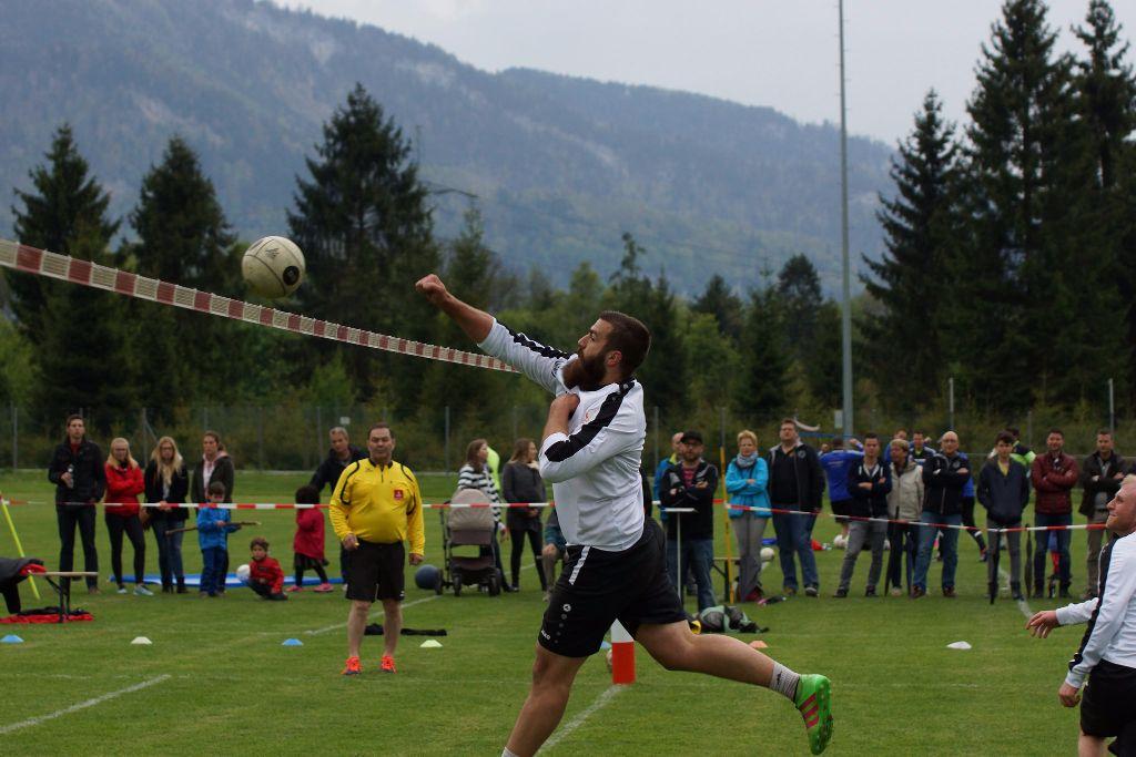 Start zur Ostschweizer 1. Liga-Feldmeisterschaft 2018