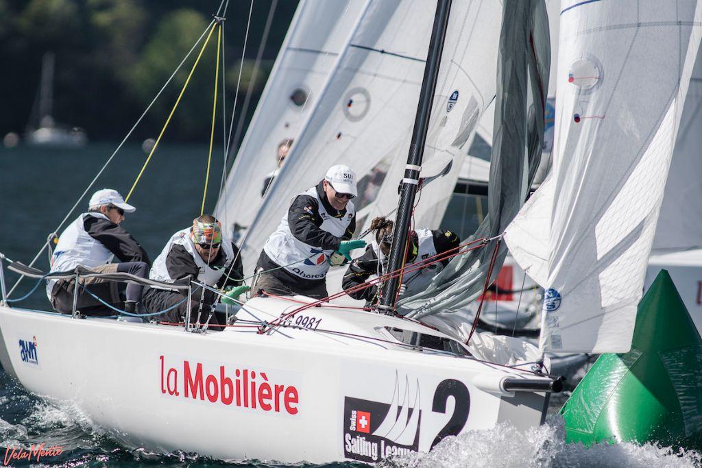 Die besten Schweizer Segelclubs im Spitzenkampf vor Genf