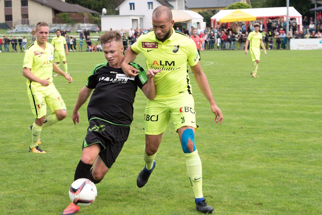 Wängi hätte den Sieg verdient – Delémont eine Runde weiter
