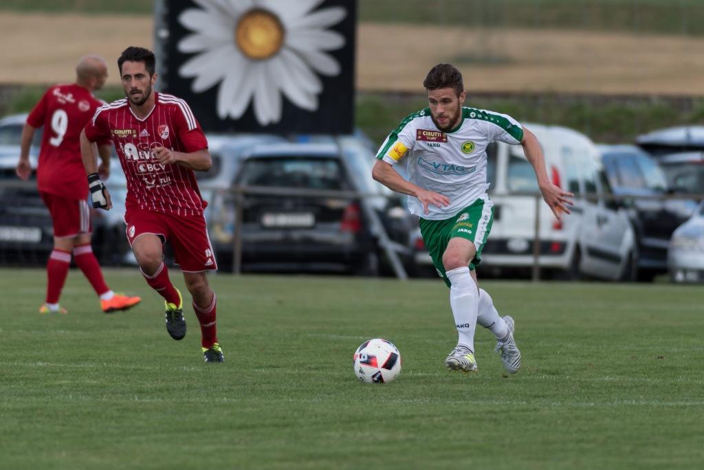 SC Brühl im Cup: Chiasso ist der Favorit