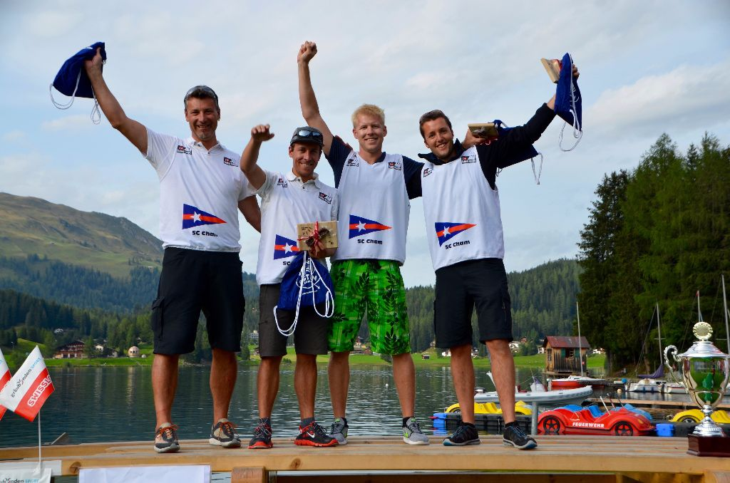 Herzschlagfinale auf dem Davoser See