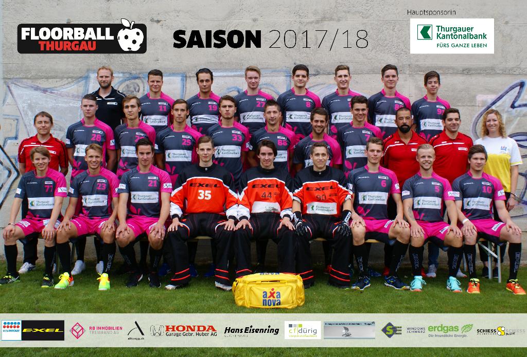 Floorball Thurgau gewinnt zum Saisonauftakt