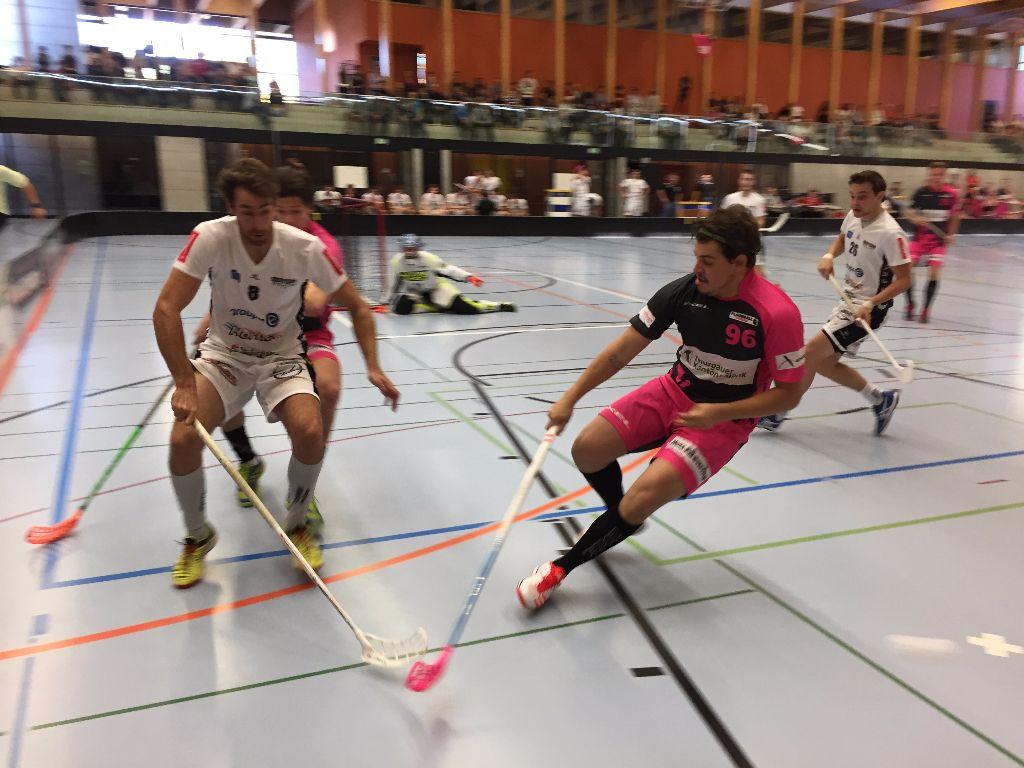 NLB: Floorball Thurgau mit perfektem Wochenende
