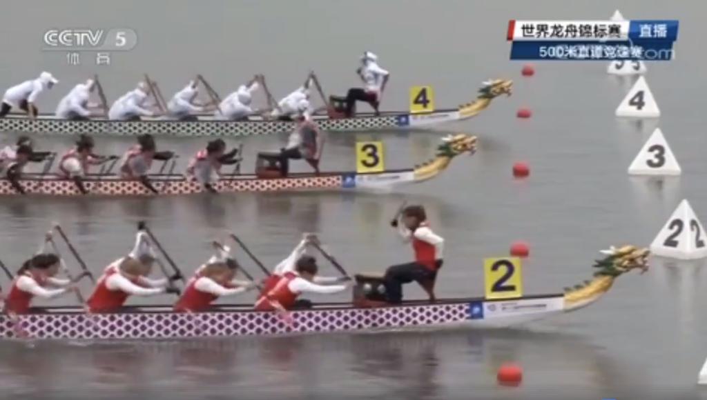 «Die Schweizer Drachenboot-Nati überzeugt an der WM in China - Bestes europäisches Team!»