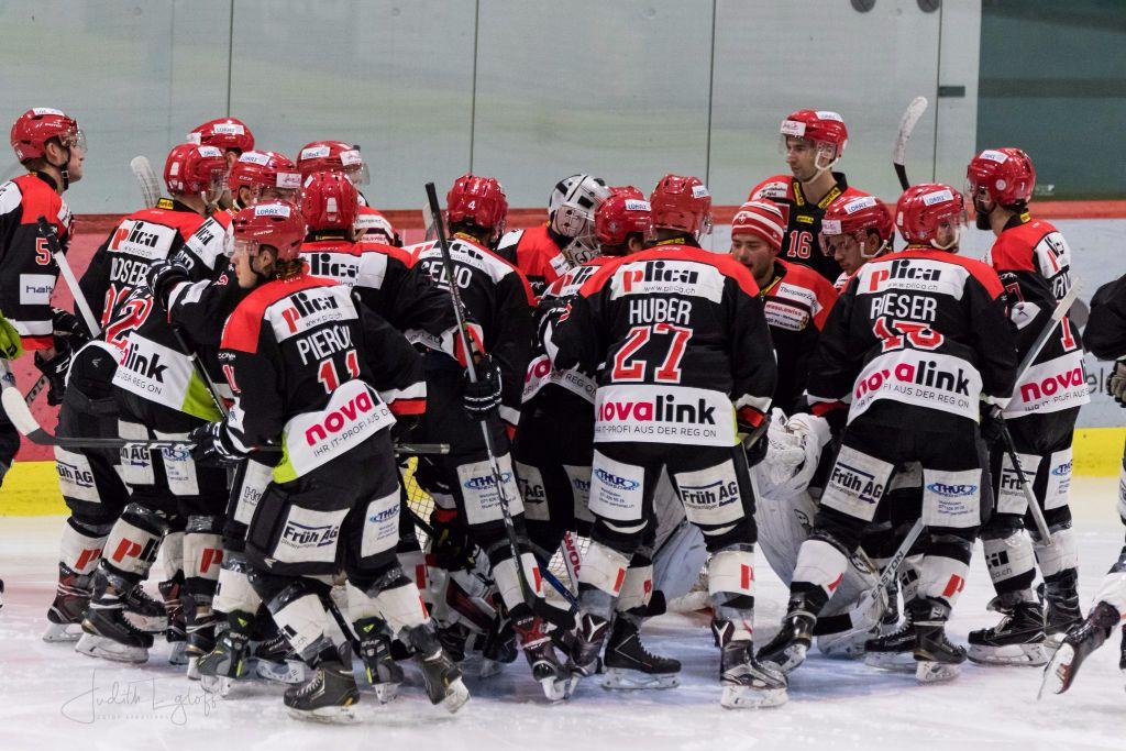 Erkämpfter Sieg für den EHC Frauenfeld gegen Burgdorf
