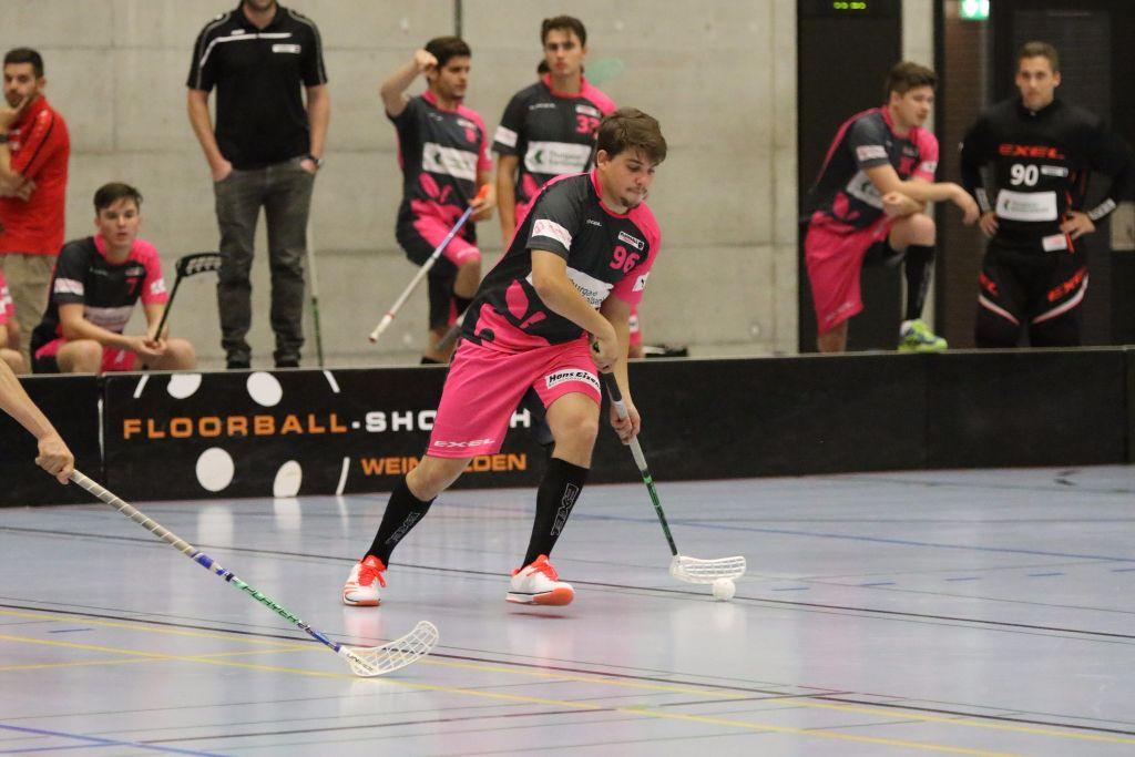 NLB: Floorball Thurgau mit durchzogenem WEGA-Wochenende