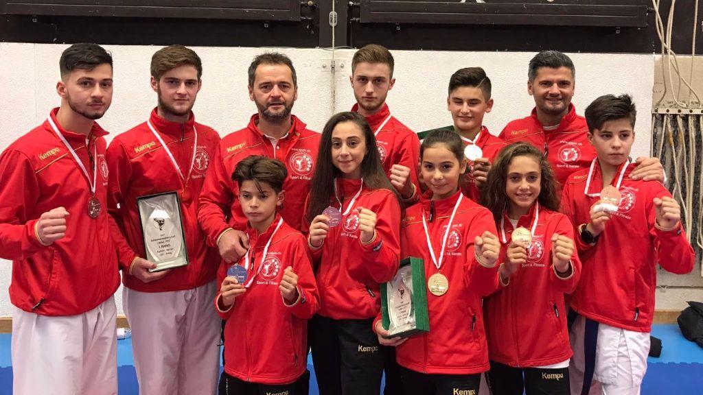 Schweizermeisterschaft im Karate