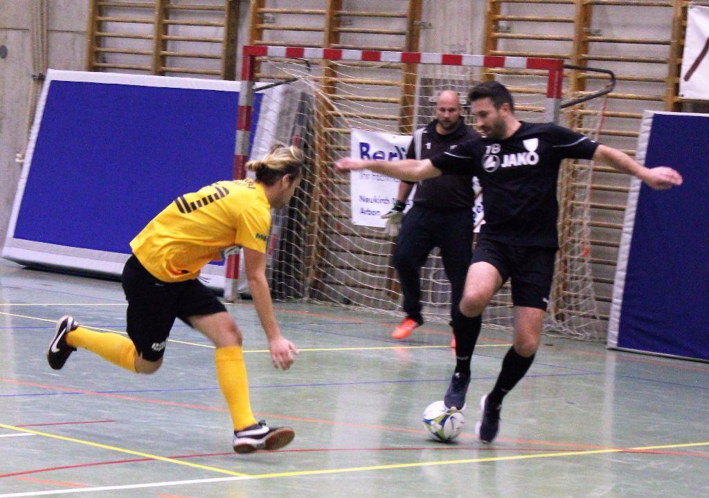 FCA-Futsal Turnier in der Sporthalle Arbon