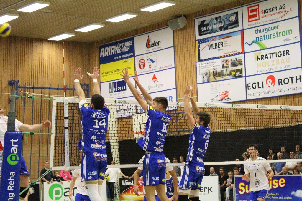 Volley Amriswil - VBC Einsiedeln