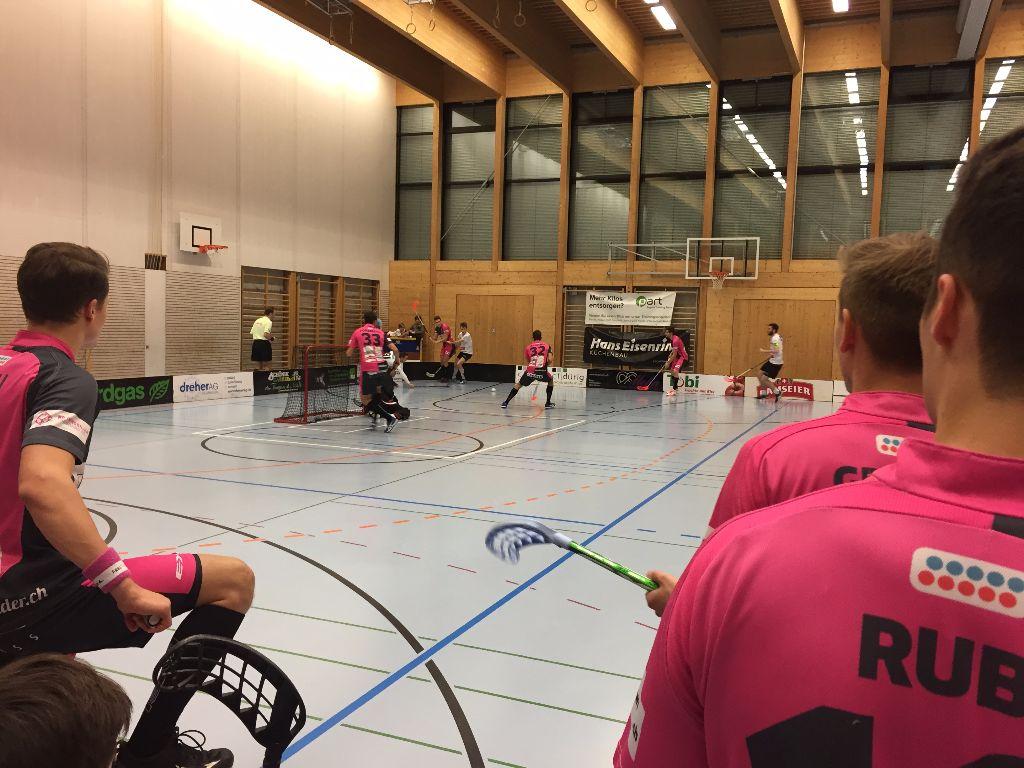 NLB: Floorball Thurgau gewinnt umkämpftes Direkt-Duell