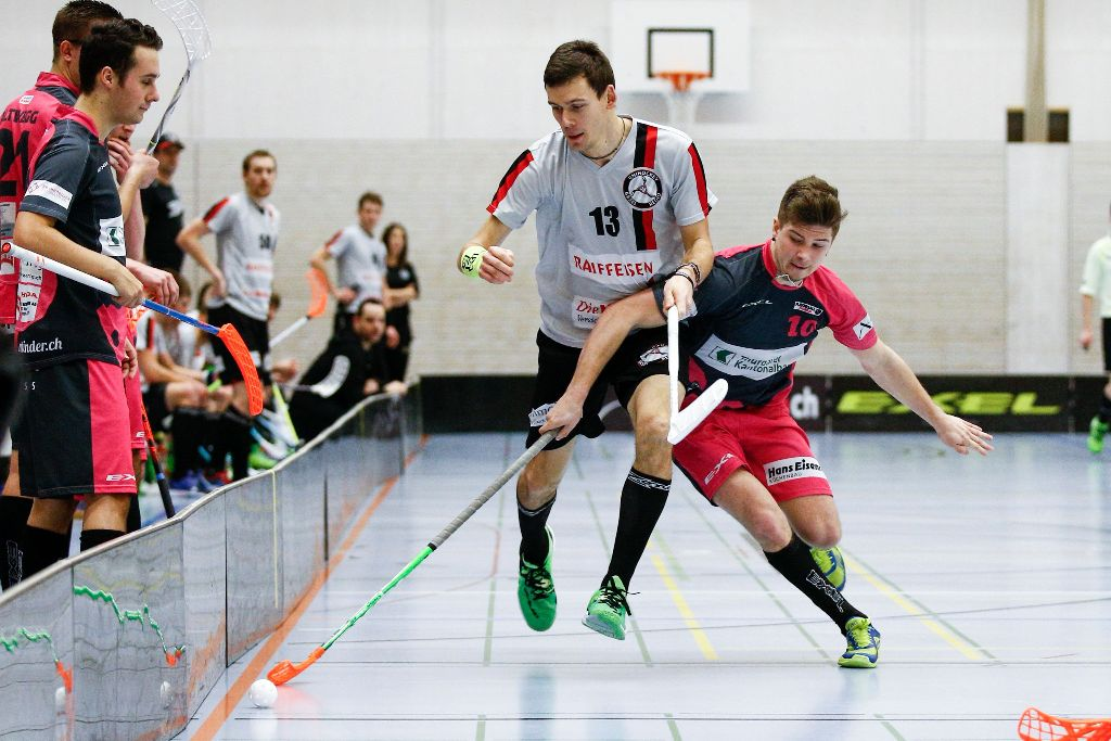 Floorball Thurgau mit knapper Niederlage im Spitzenkampf