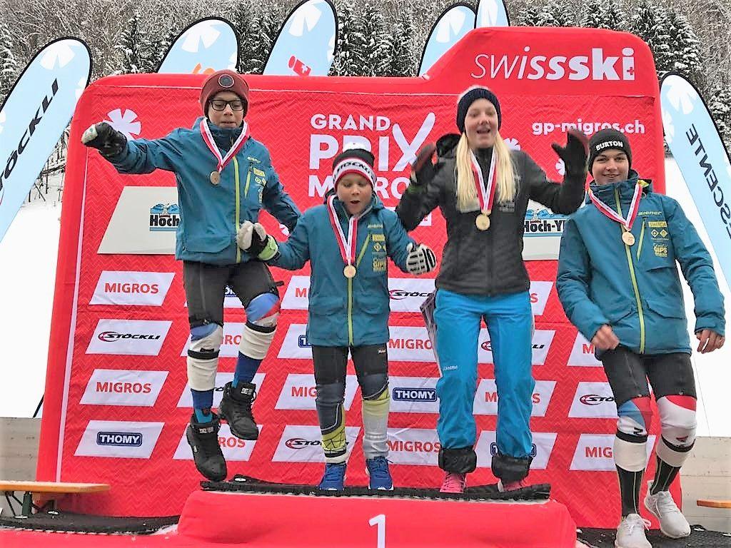 Skiclub Gossau: erste Finalisten für den Migros Grand Prix