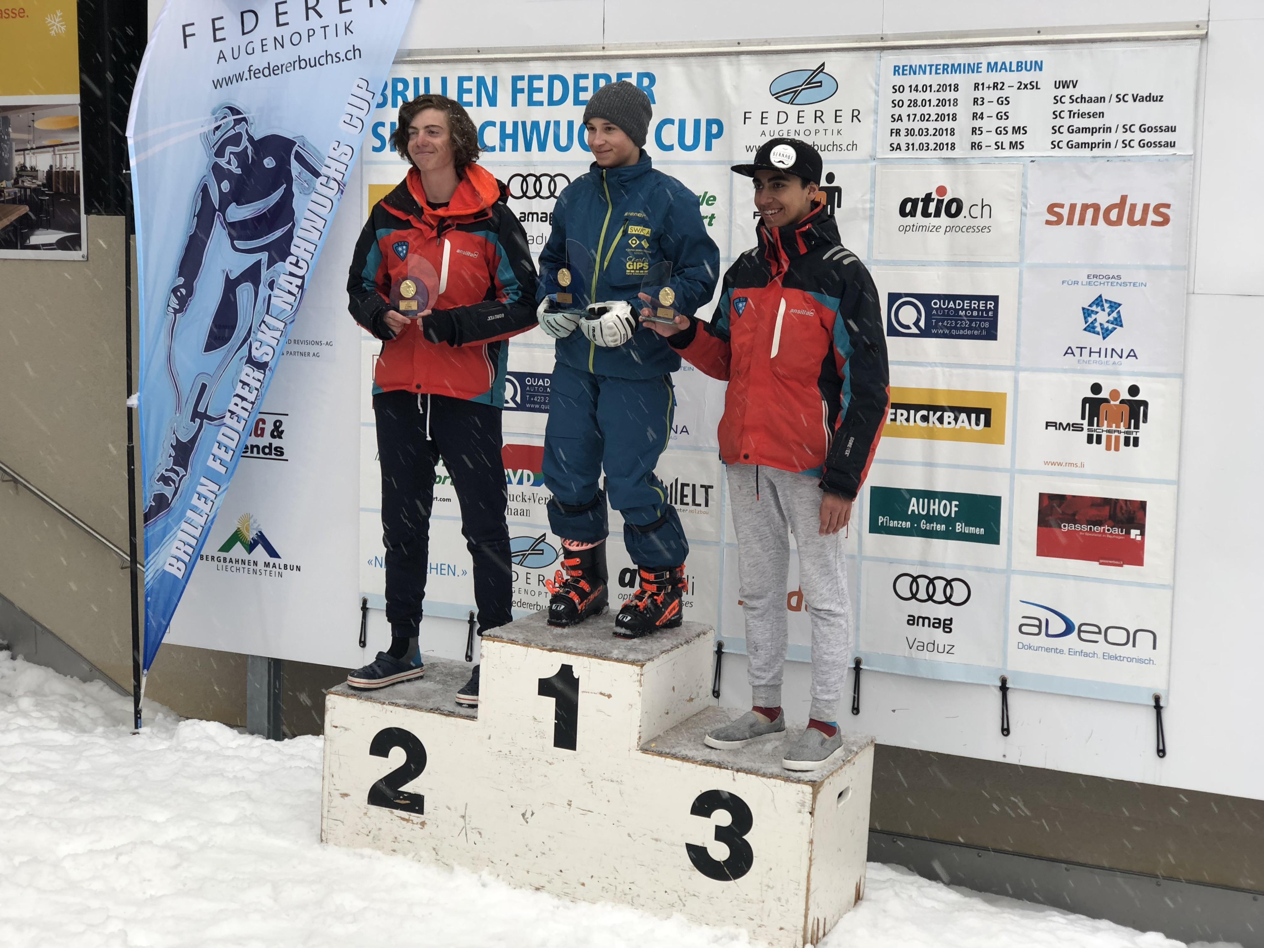 Skiclub Gossau: dreimal Gold und weitere Quali für das Migros Grand Prix-Finale