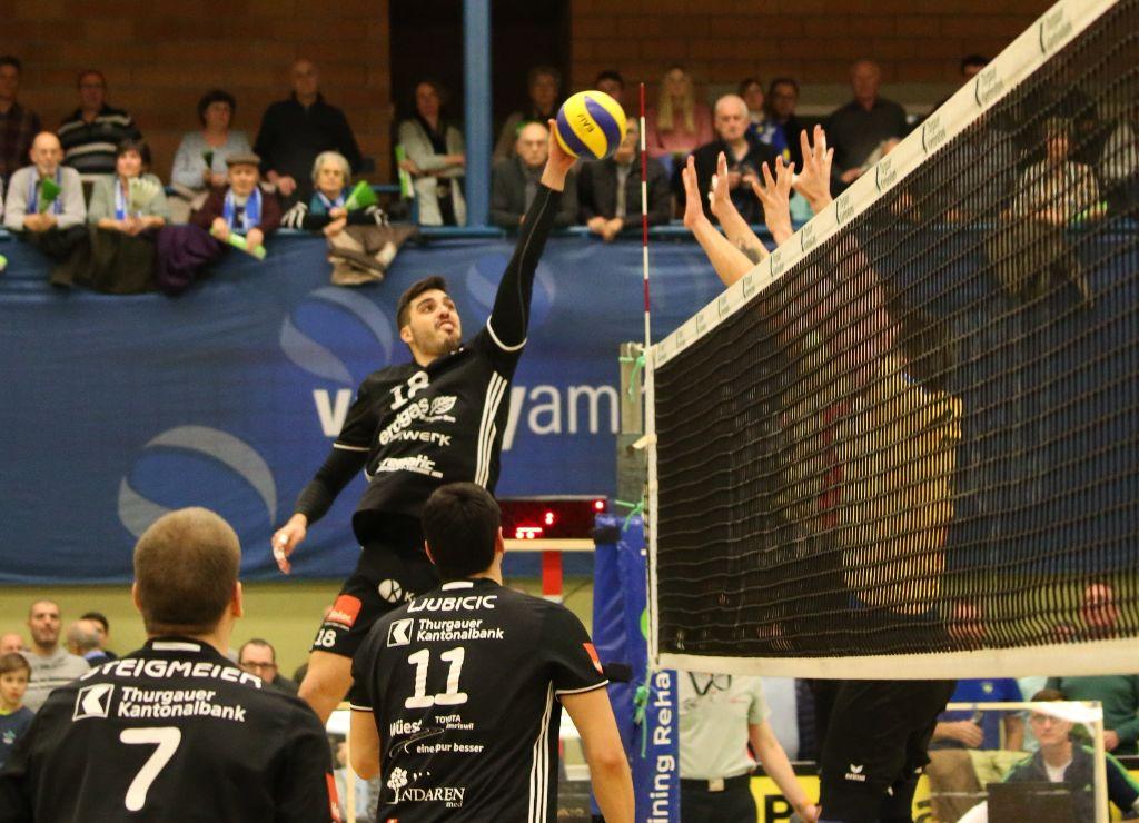 Volley Amriswil steht im Cupfinal