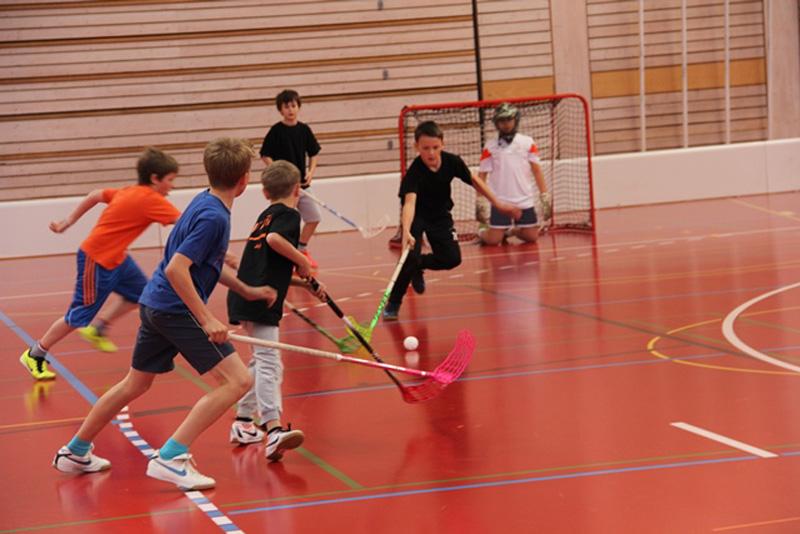 36. Unihockeyturnier der Jugendriege KTV Wil