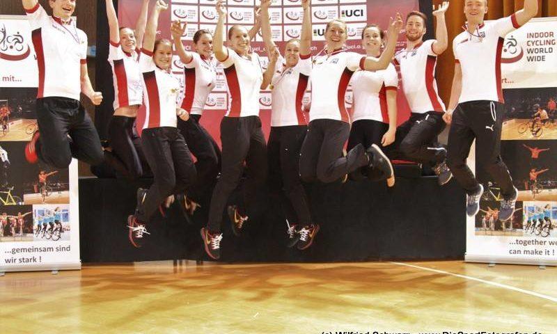 Sirnacher Weltmeisterinnen gewinnen ersten Weltcup