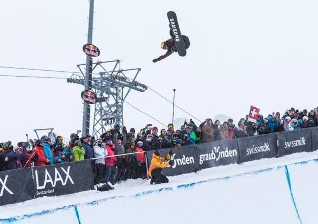 Snowboard: David Hablützel reist trotz Sturz an Olympische Spiele