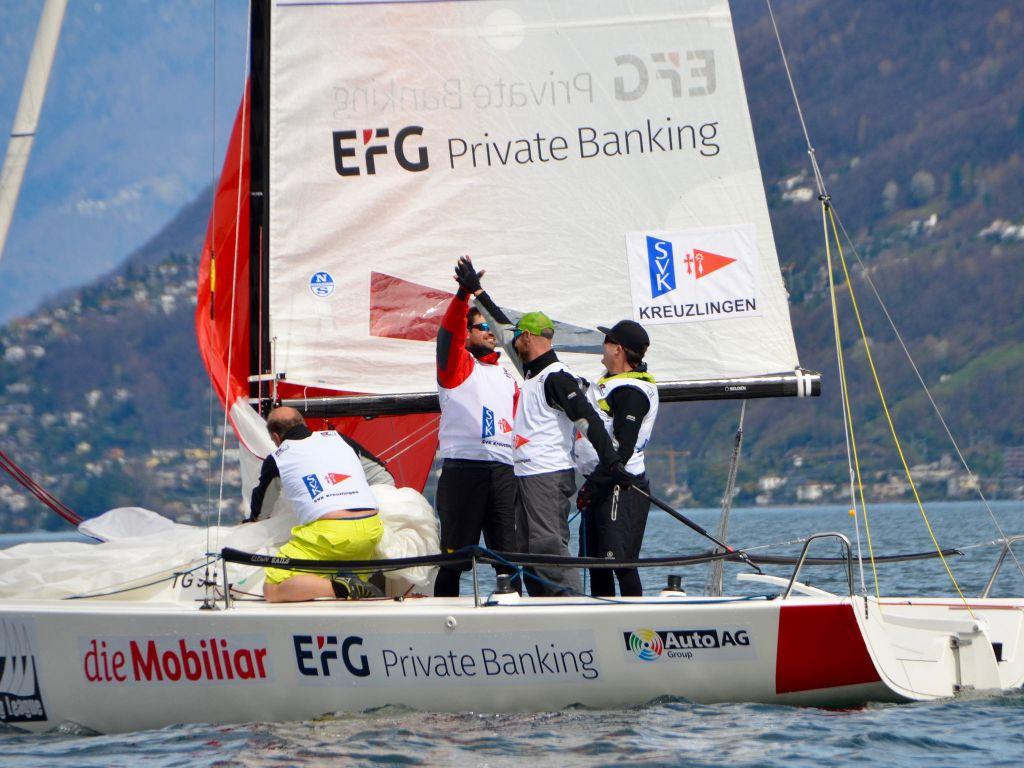 Swiss Sailing Super League und Challenge League in Kreuzlingen