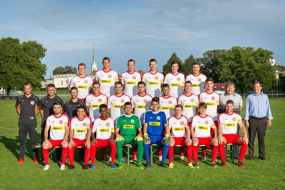FC Amriswil mit glücklichem 1:3 Sieg beim FC Herisau