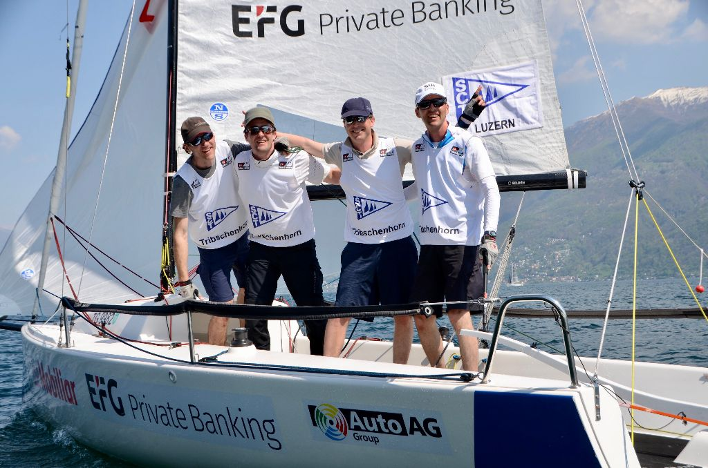 Luzerner Sieg zum Start der Swiss Sailing Promotion League
