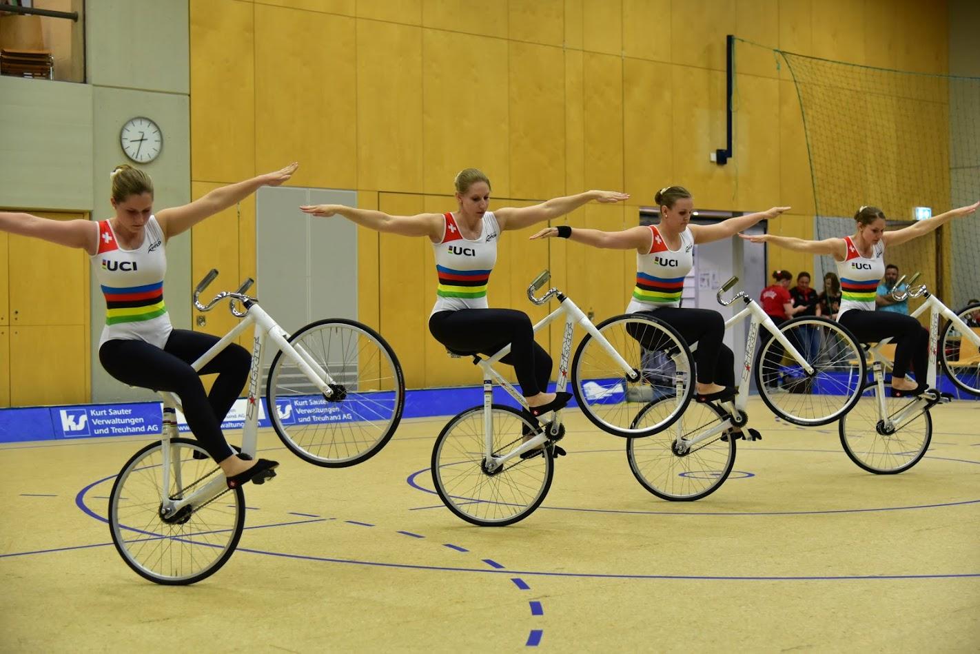 Weltmeisterinnen qualifizieren sich für erste Hallenradsport – Elite – EM