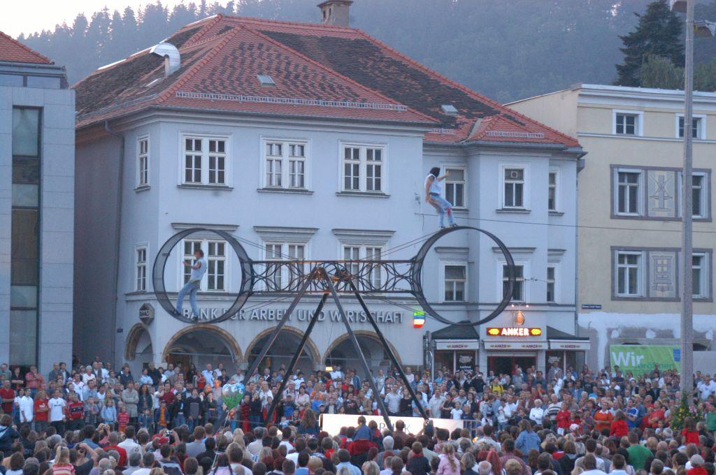 30. Powerman Zofingen: Weltrekordversuch von Freddy Nock