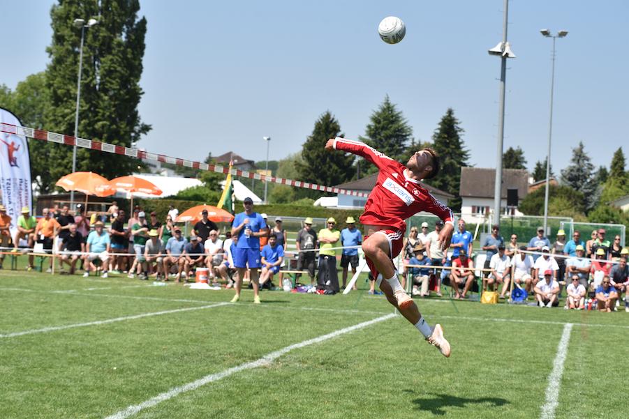 Die Schweiz gewinnt gegen Italien mit 4:1