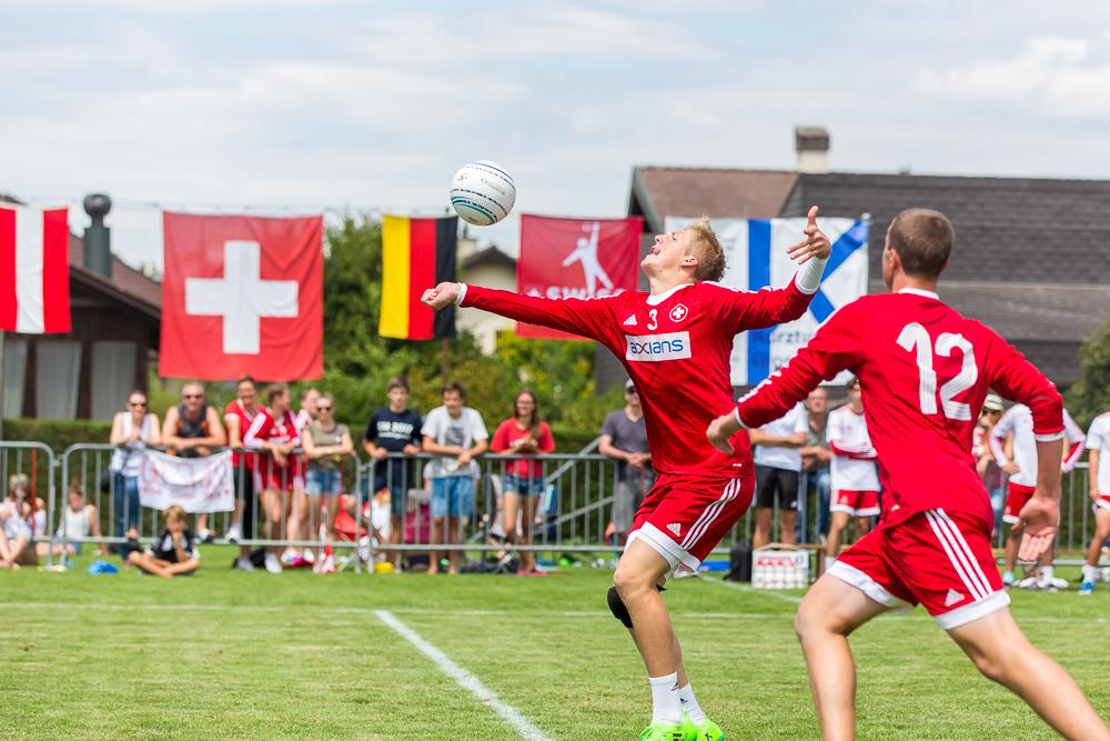 An der U18-WM solls Medaillen geben für die Schweiz