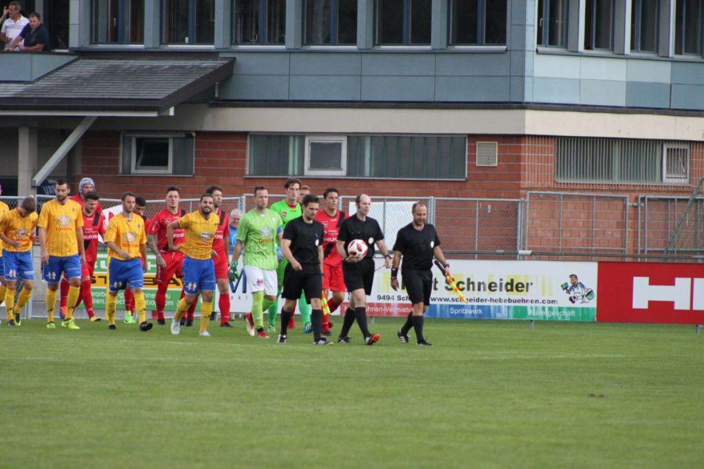 Vorschau FC Bazenheid – Chur 97