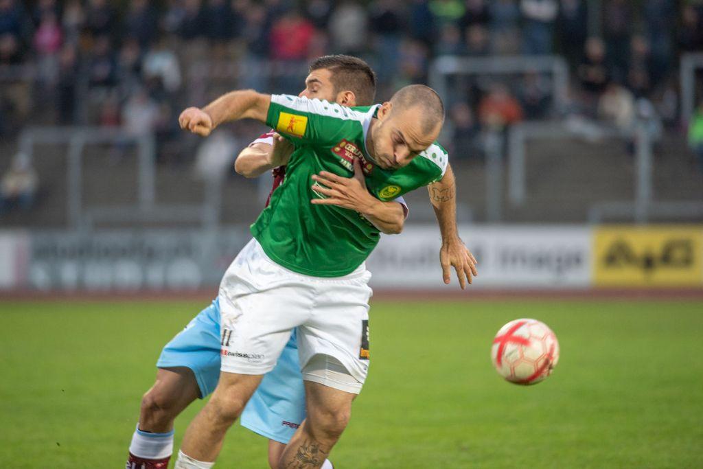 Mit mehr Offensivpower gegen den FC Wohlen