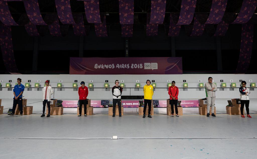 Bronze für Jason Solari an den Youth Olympic Games