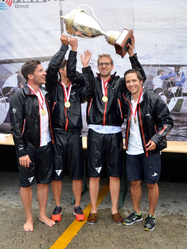 Der Regattaclub Bodensee ist Schweizermeister