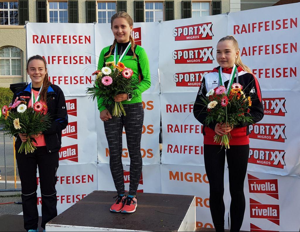 Sieg am Frauenfelder und am Kyburglauf