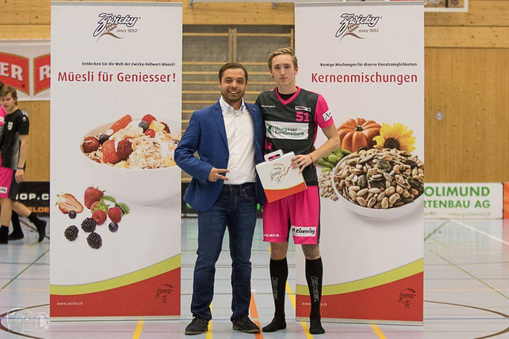 Reaktionen auf Ausfälle: Drei neue Spieler bei Floorball Thurgau