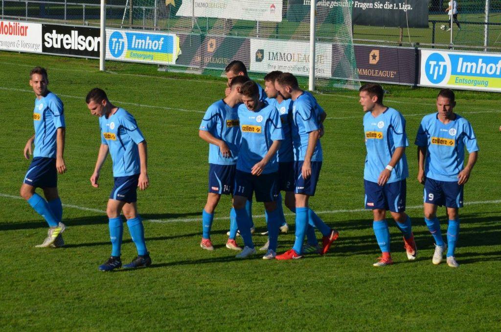 FC Amriswil mit erstem Auswärtssieg in Seuzach