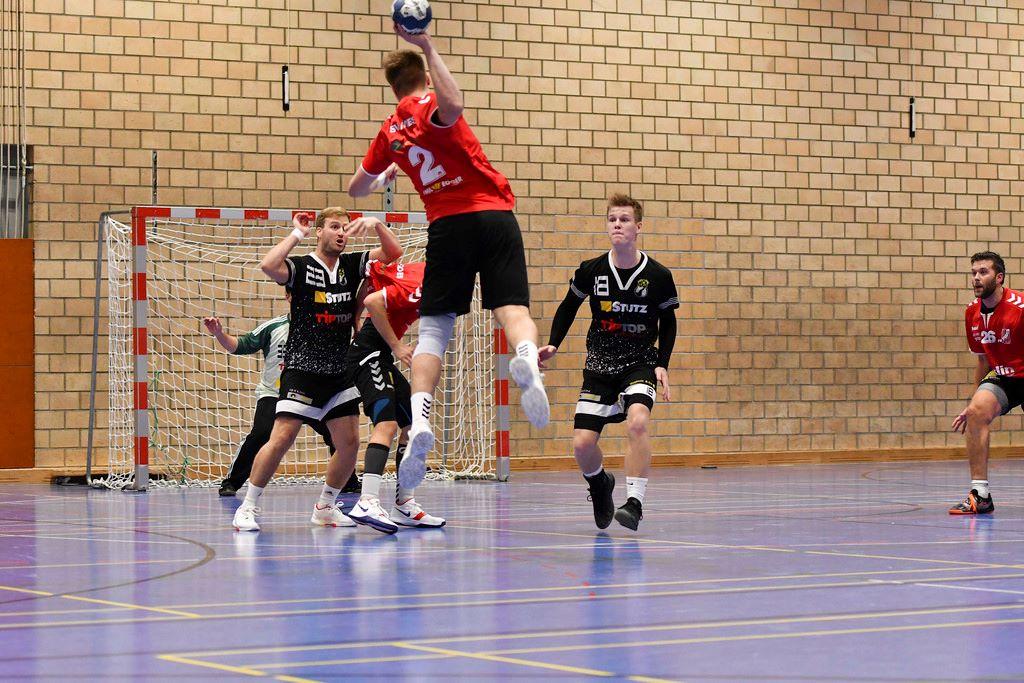 Sieg im Heimspiel gegen die Pfader Neuhausen / Niederlage im Spitzenspiel gegen HSC Kreuzlingen!