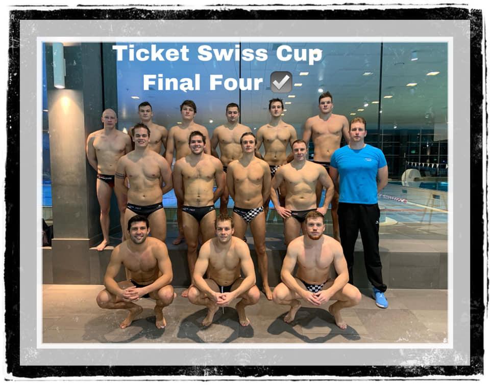 Kreuzlingen für Final-Four qualifiziert