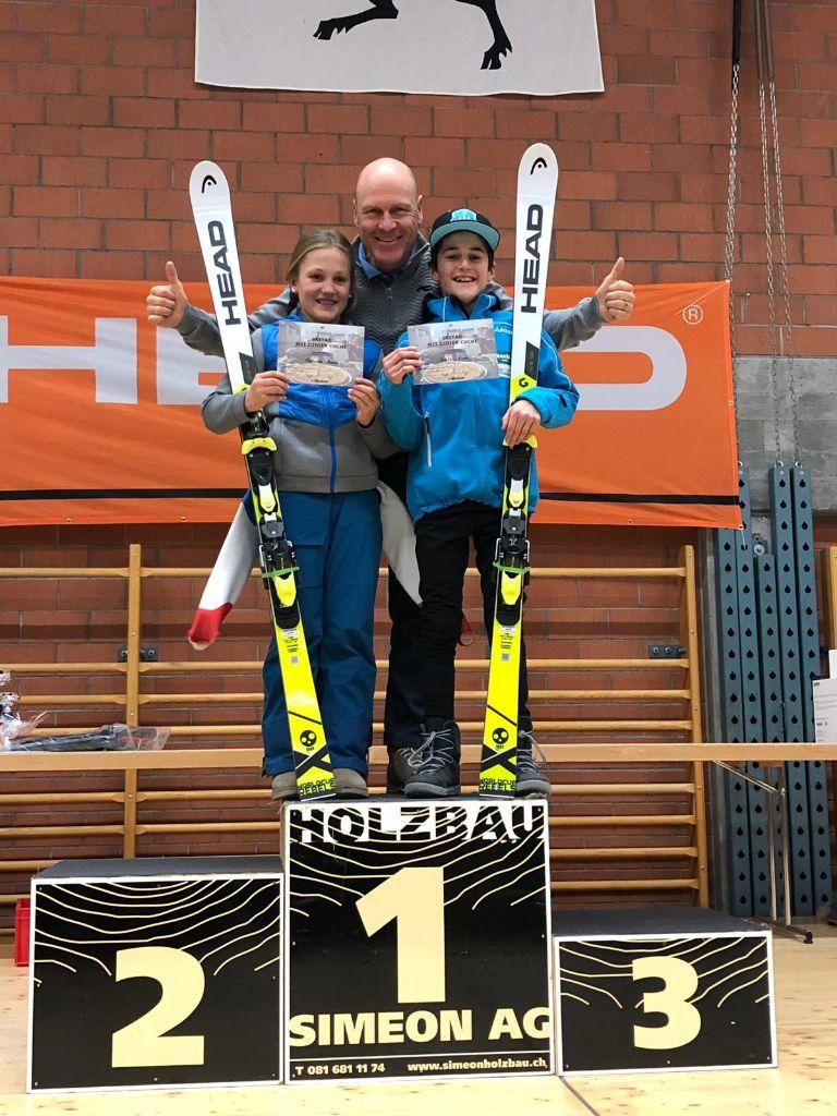 Internationales Jugendskirennen Silvano Beltrametti Lenzerheide