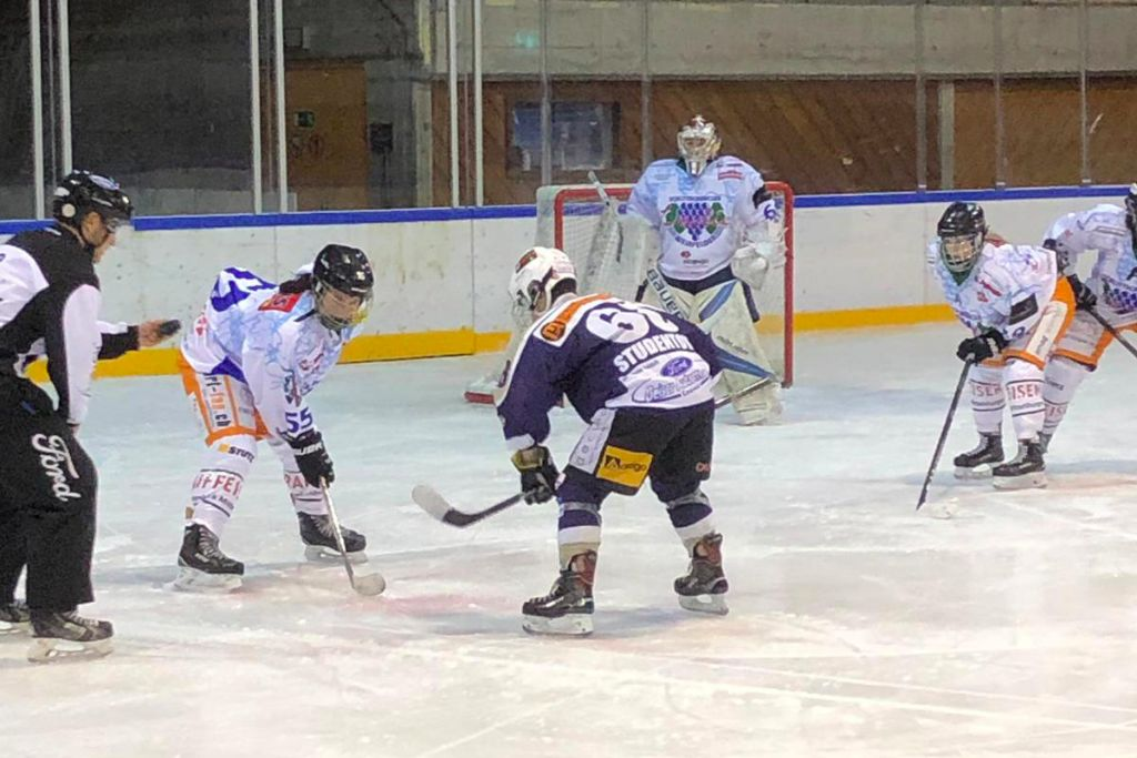 SCW Ladies verlieren gegen Neuchâtel