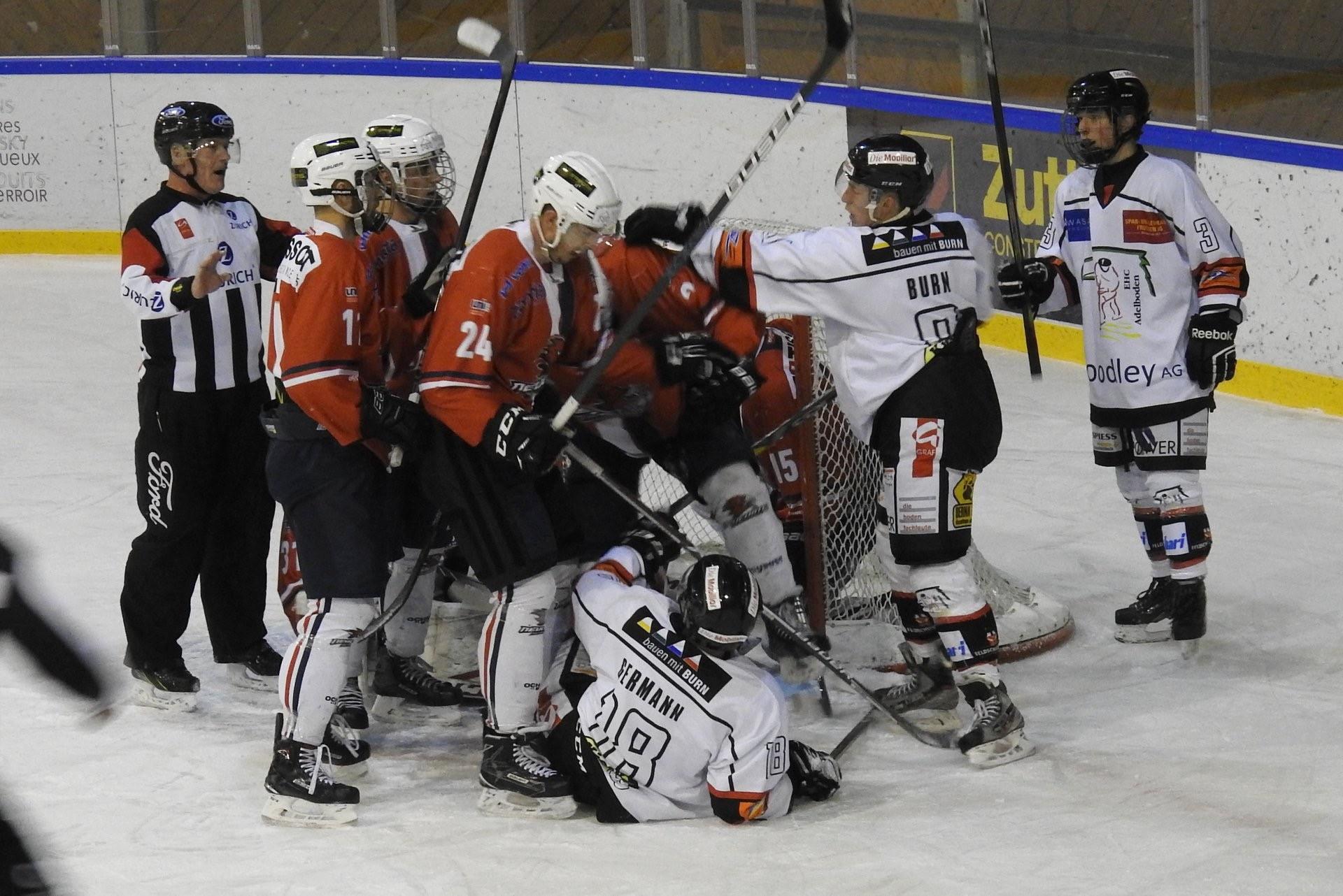 EHCA verliert temporeiches Spiel in Neuenburg